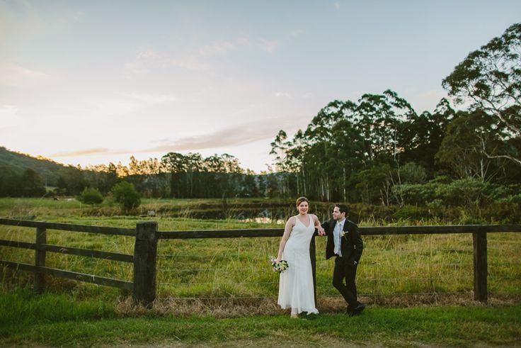 Central Coast wedding photography. Yarramalong Valley Farm Stay. Image: Cavanagh Photography http://cavanaghphotography.com.au