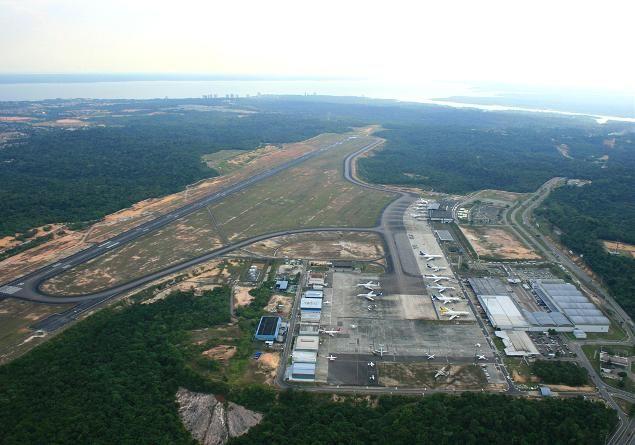 manaus brazil airport - Google Search