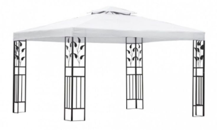 White Waterproof Gazebo Roof Steel Large Canopy Garden Party Picnic Pergola NEW    Get Now  this Cheap Novelty. Take a look By_touch2 and get this bargainNow!