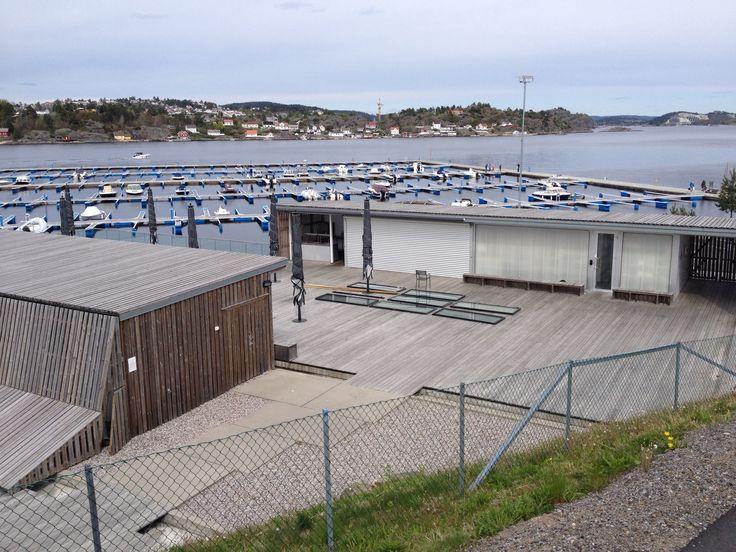 Beach club, Kragerø Resort