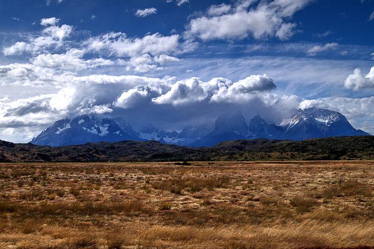 https://flic.kr/p/s4sCuW | Cordillera o Macizo Paine - Paine Mountain Chain (Chile)