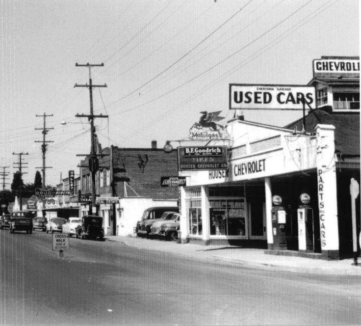 212 Best Vintage Car Dealership Images On Pinterest: 17 Best Images About Vintage Car Dealership On Pinterest