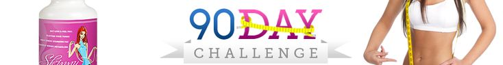 Take the 90Day Challenge...Shed those unwanted pounds....in time for the holidays