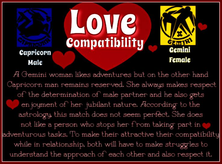gemini zodiac sign compatibility relationship