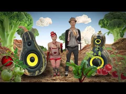 Formidable Vegetable Sound System - Yield (Official Permaculture Music Video - HD)