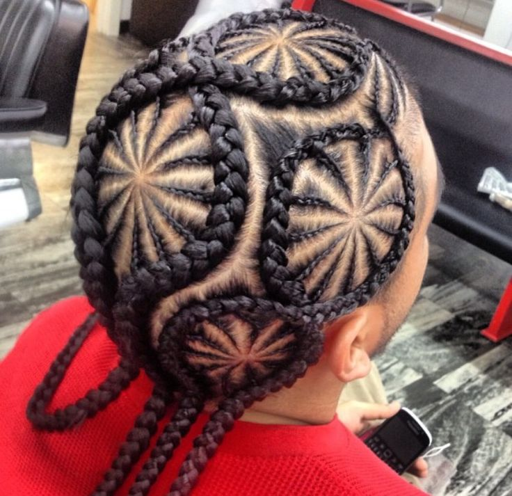 Groovy 1000 Images About Braided Beauties On Pinterest Kid Hairstyles Hairstyle Inspiration Daily Dogsangcom