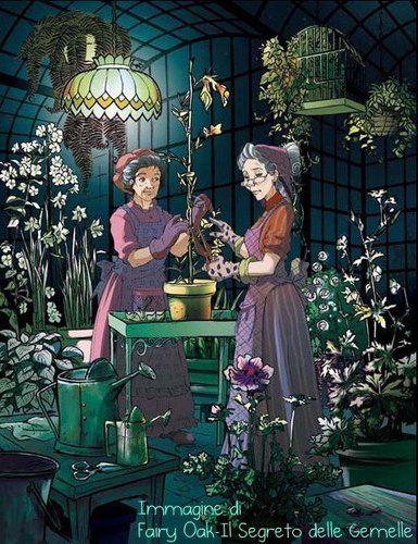 Fairy Oak <3