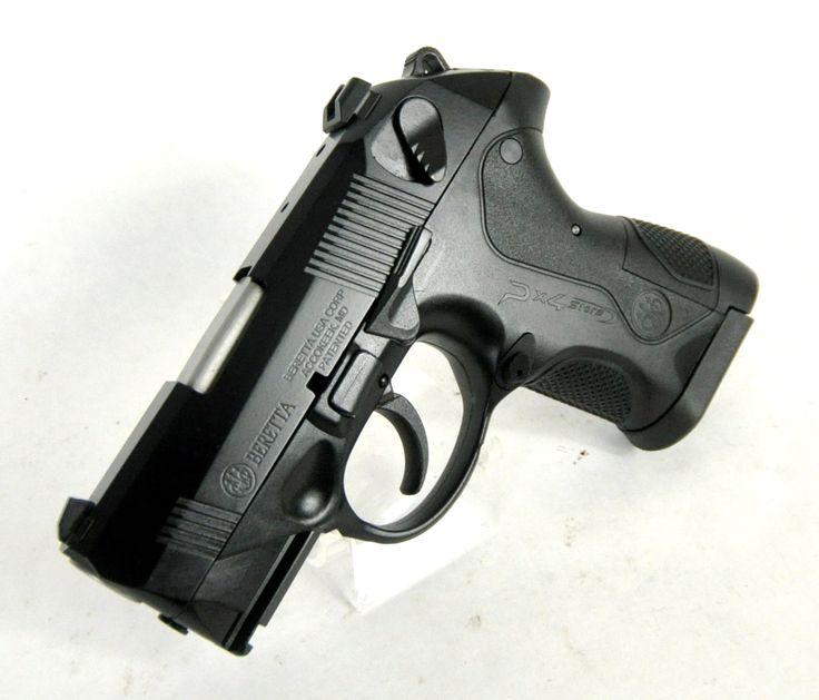 "Beretta Px4 Storm 40 S W Compact Semiautomatic Pistol: Beretta Px4 Storm Sub-Compact Type F .40 S & W 3"" *NIB"