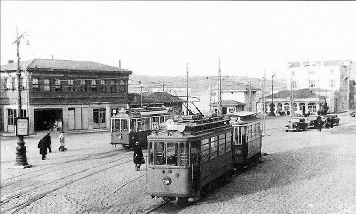 Üsküdar #istanbul #turkey #1940