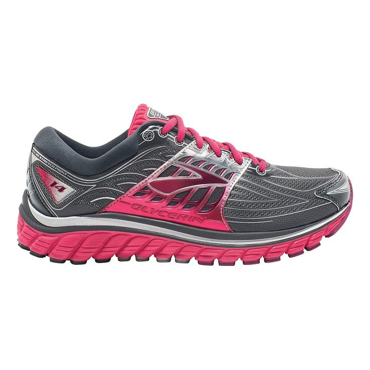 Make your every stride effortless by running in the legendary luxury of the newly updated Womens Brooks Glycerin 14