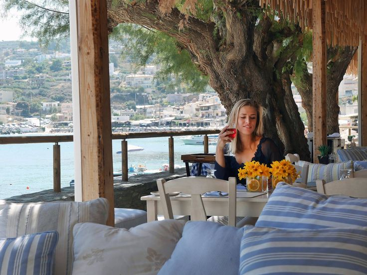A recipe has no soul. Our chef and the unique environment of Seasalt and Rosemary is the real soul of your dining experience.Enjoy our unique hotel in Crete, Agia Pelagia