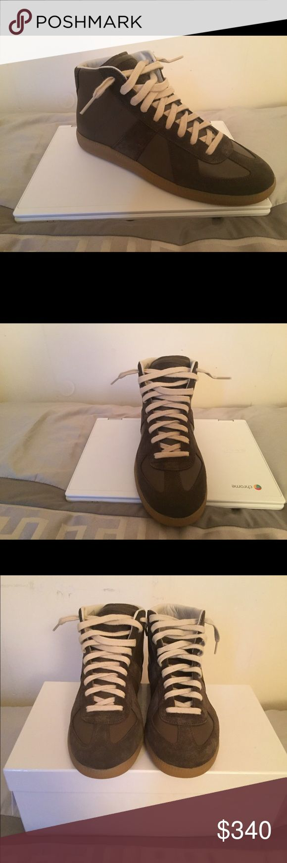 Mason margiela sneakers Brand new fresh out the box never worn. Maison Margiela Shoes Sneakers