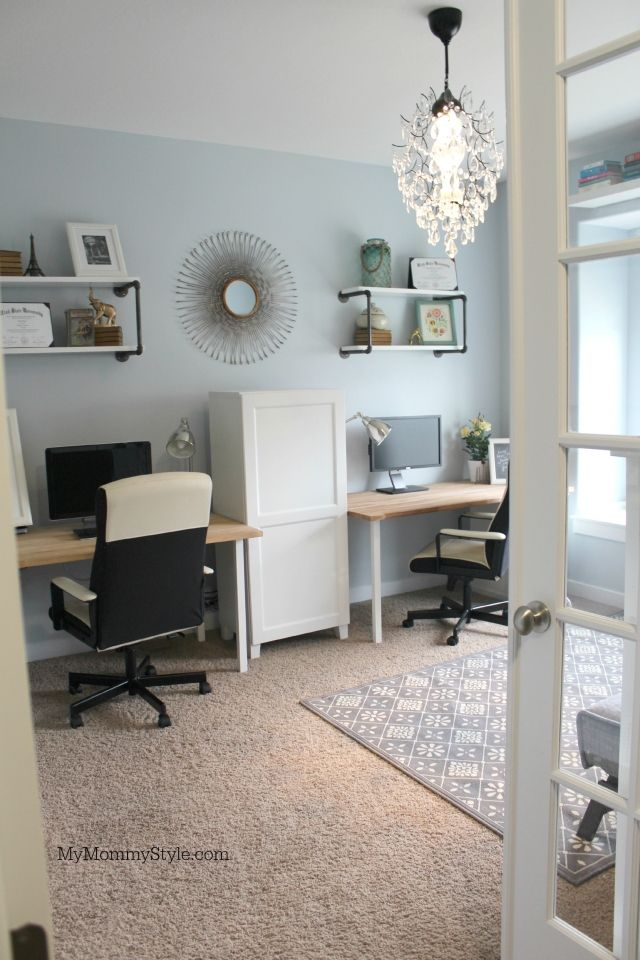 Family Home Office