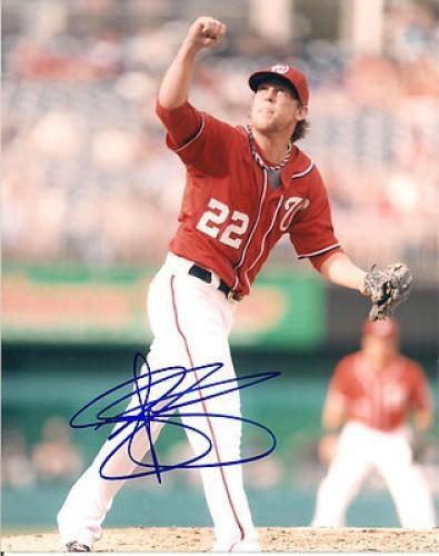 Drew Storen Autographed 8x10 Photo #SportsMemorabilia #WashingtonNationals