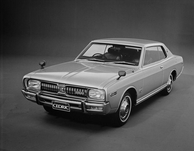 Nissan Cedric Сoupe 2600GX (230) '1971–75