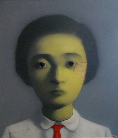 marcedith: …Zhang Xiaogang..