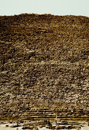 Andreas Gursky, Cheops, 2005