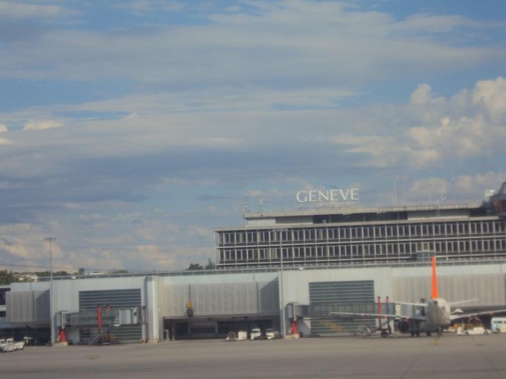 #Geneve #Airport