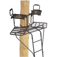 Rivers Edge 2-Man Bowman Ladder Tree Stand