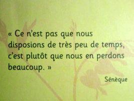 Sénèque - 15 Citations