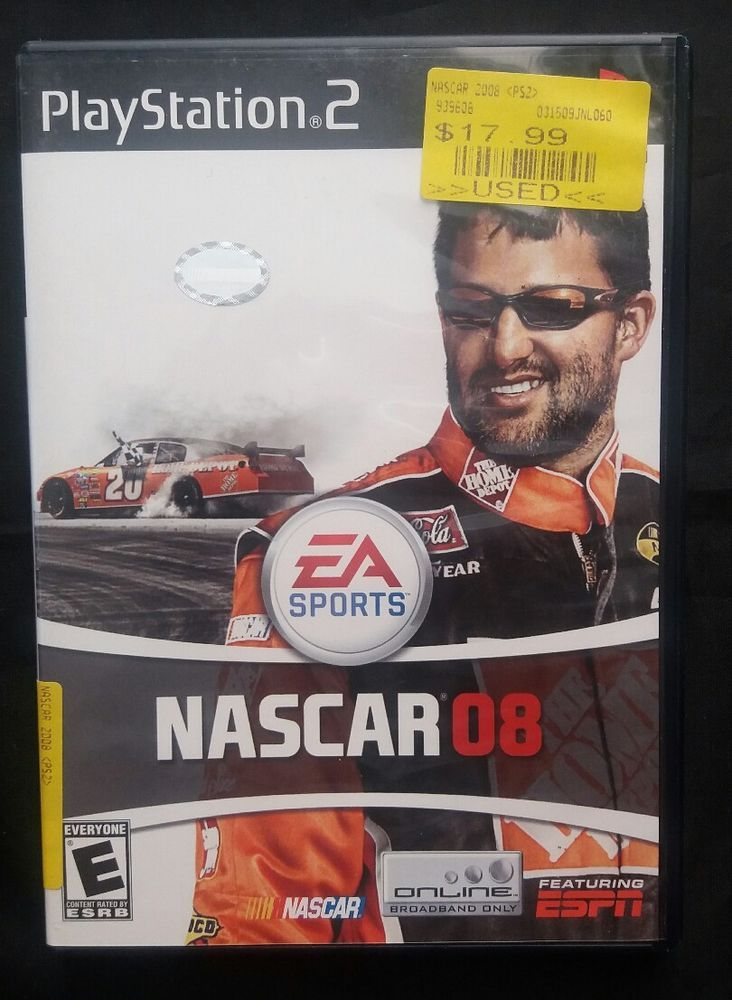 NASCAR 08 (Sony PlayStation 2, 2007) PS2 | Video Games & Consoles, Video Games | eBay!