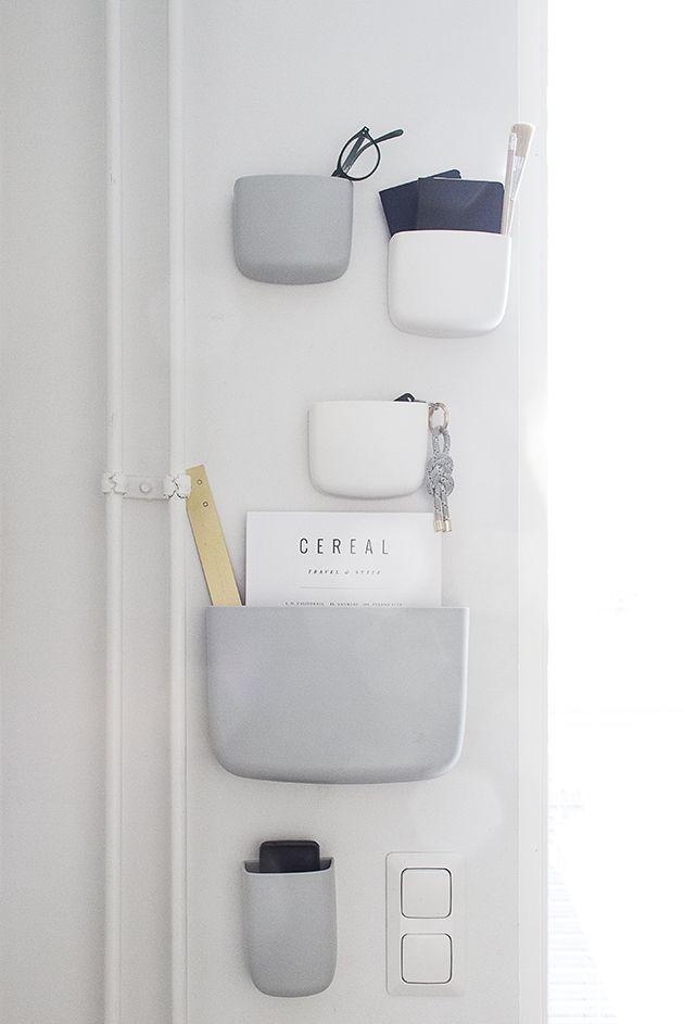 Organizing the hallway / Normann Copenhagen / Cereal magazine