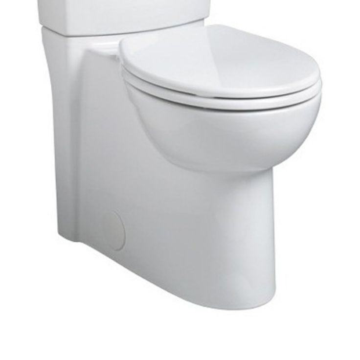 American Standard Concealed Trapway Round Toilet Bowl - A3053000020