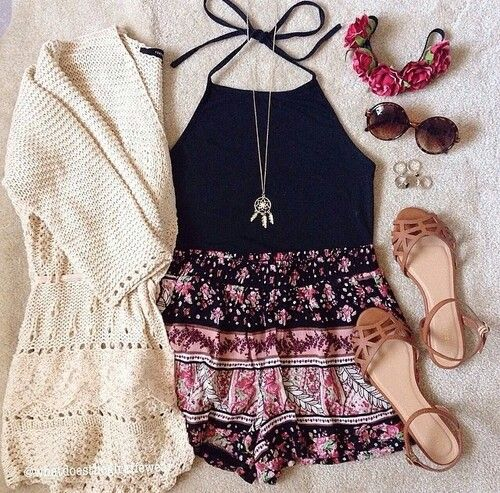 ✌Cute spring outfit