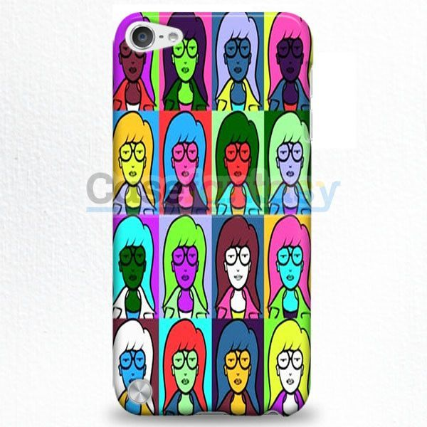 Daria Morgendorffer iPod Touch 5 Case | casefantasy