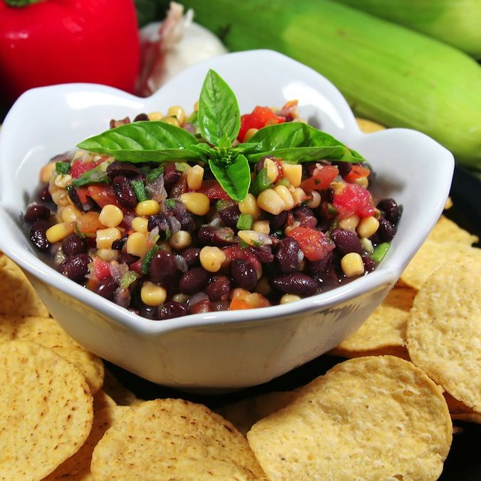 ... , Corn Salsa, Recipes, Appetizer, Black Bean Salsa, Dips, Blackbean