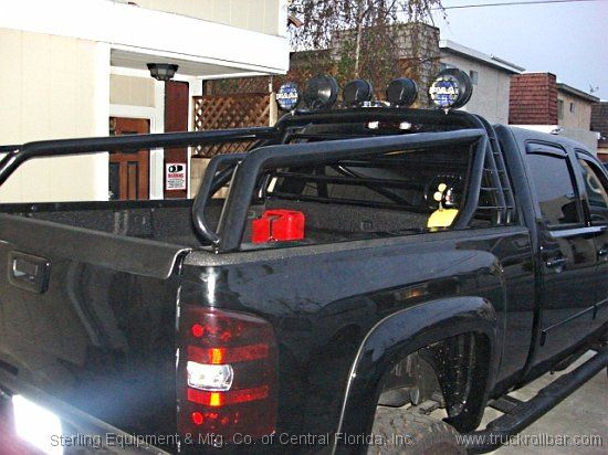 Rollbar 1 Silverado Wishlist Pinterest Trucks Beds