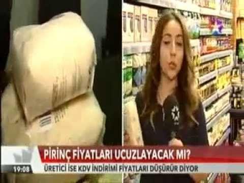 Yönetim Kurulu Başkanımız Mehmet Erdoğan'ın dün akşam STARTV Ana Haber Bülteninde yayınlanan pirinç fiyatlarıyla ilgili yaptığı açıklamayı izleyebilirsiniz.