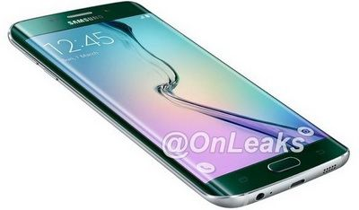 Samsung Galaxy S6 EDGE+ name in registered in the US Patent and Trademark Office