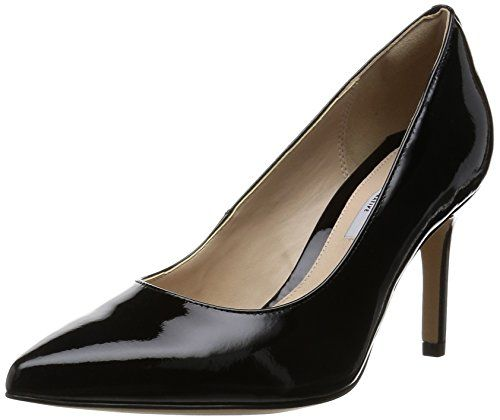 Clarks Dinah Keer, Women's Open-Toe Pumps, Black (Black Pat), 3 UK (35.5 EU)