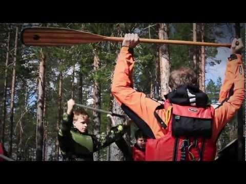 VisitLakeland canoeing video