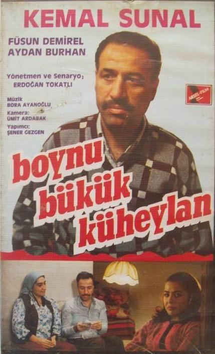Yıl : 1990       Rol : İbrahim Küheylan