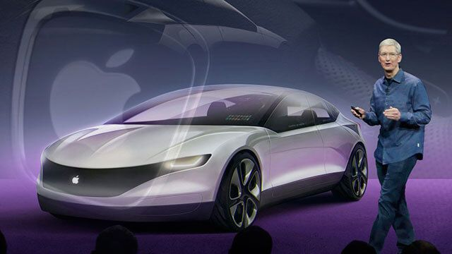 Apple detiene desarrollo del Apple Car repentinamente