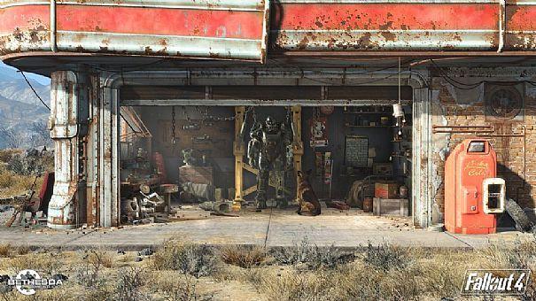 Tutte le mod di Fallout 4 realizzate per PC si potreanno utilizzare anche sulla versione Xbox One