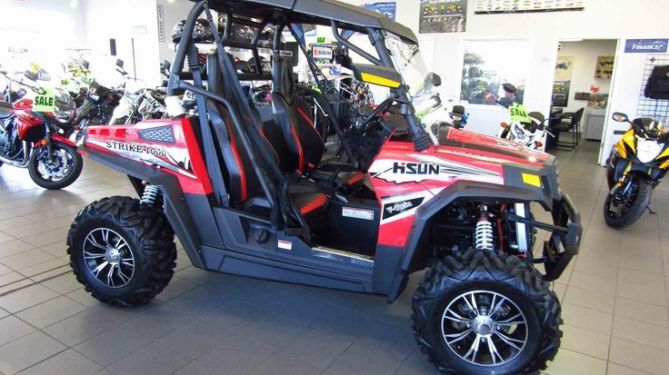New 2015 Hisun STRIKE 1000 SPORT ATVs For Sale in New Jersey. 2015 Hisun STRIKE 1000 SPORT, BRAND NEW 2015 STRIKE 1000 SPORT SIDE BY SIDE 2 PASSENGER 4X4 ALLOY WHEELS REMOVABLE ROOF AND WINDSHIELD
