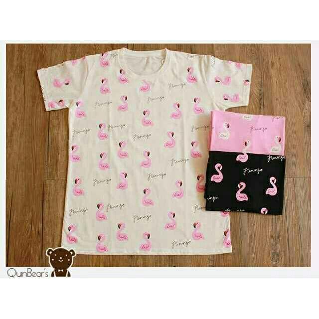 Saya menjual Kaos wanita / big flaminggo new / kaos lengan pendek / size XL seharga Rp45.000. Dapatkan produk ini hanya di Shopee! https://shopee.co.id/ssfashionkaos/661563993 #ShopeeID