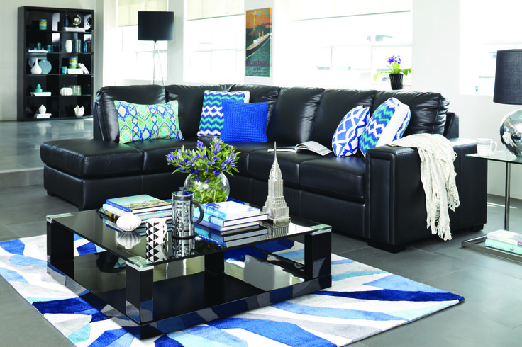 Get the latest look with the Jupiter 4 seat lounge suite.