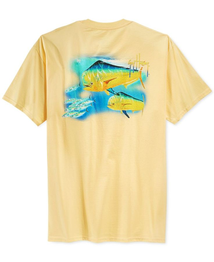 Guy Harvey Double Dorado Graphic T-Shirt