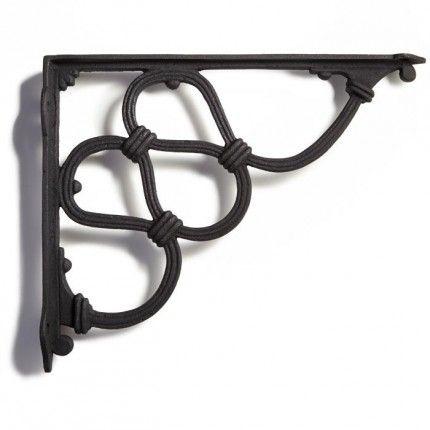 Reata Cast Iron Shelf Bracket, only $20!