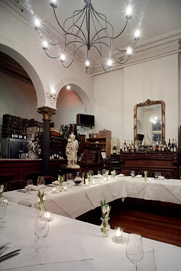 Syracuse Restaurant, Melbourne