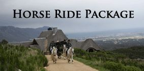 @Bezweni offers Horse Riding Packages on their eco-estate