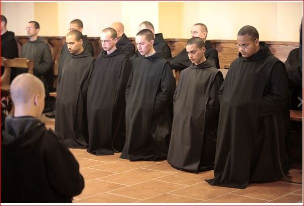Benedictine monks of Clear Creek, Oklahoma | Christian ...