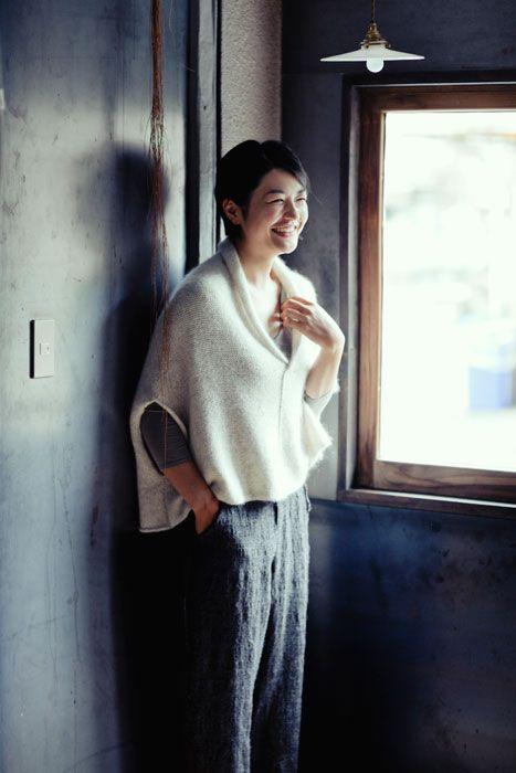 Babaghuri: Knit Jacket ~ Inspiration