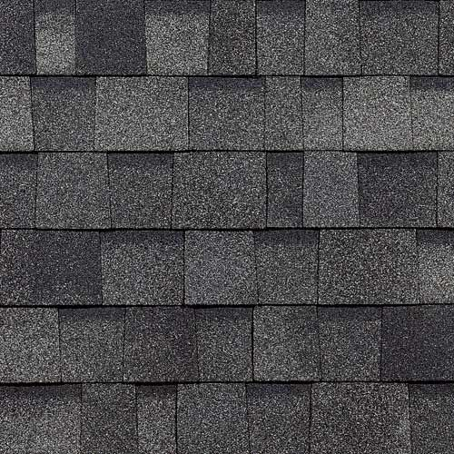 Owens Corning Roofing: Shingles - Oakridge® Shingles: Estate Gray