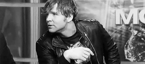 Dean Ambrose smile gif
