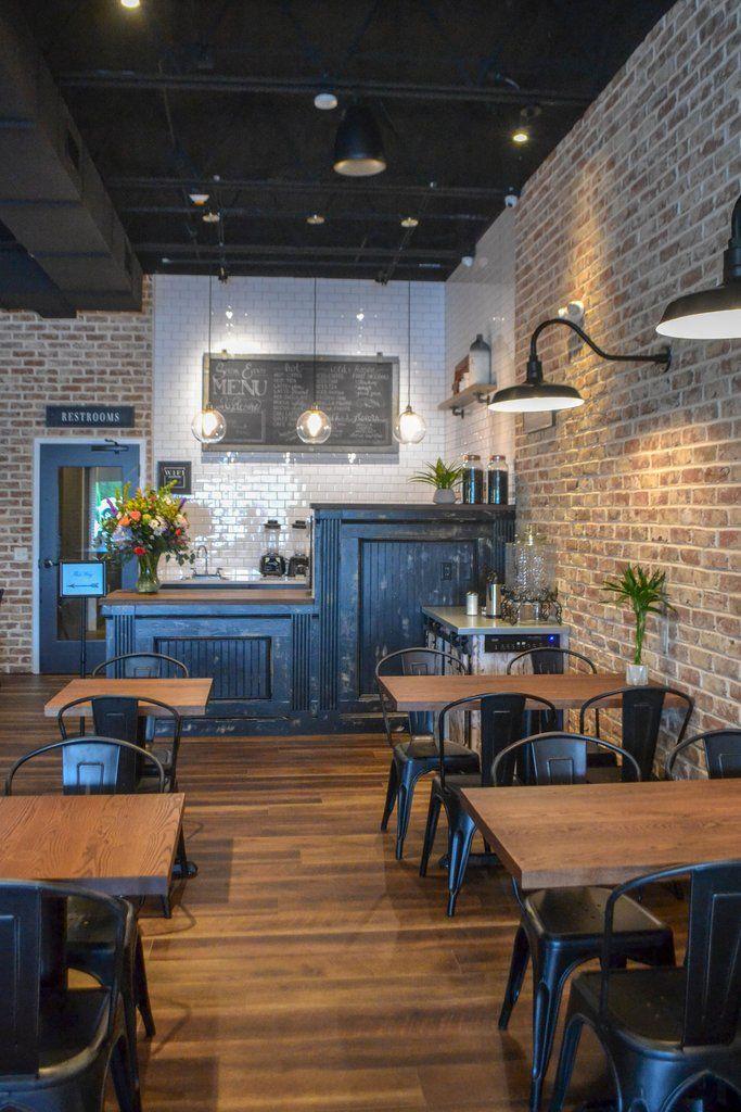 Coffee Shop Menu Boards Coffee Shop Decor Industrial Coffee